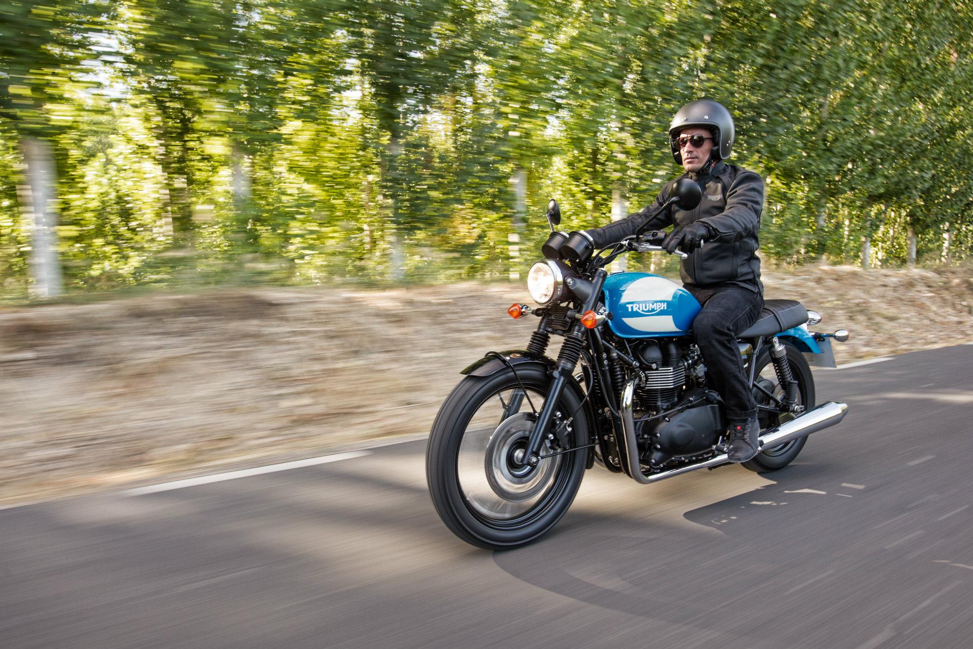 Intermot 2014: Three new Triumph Bonnevilles
