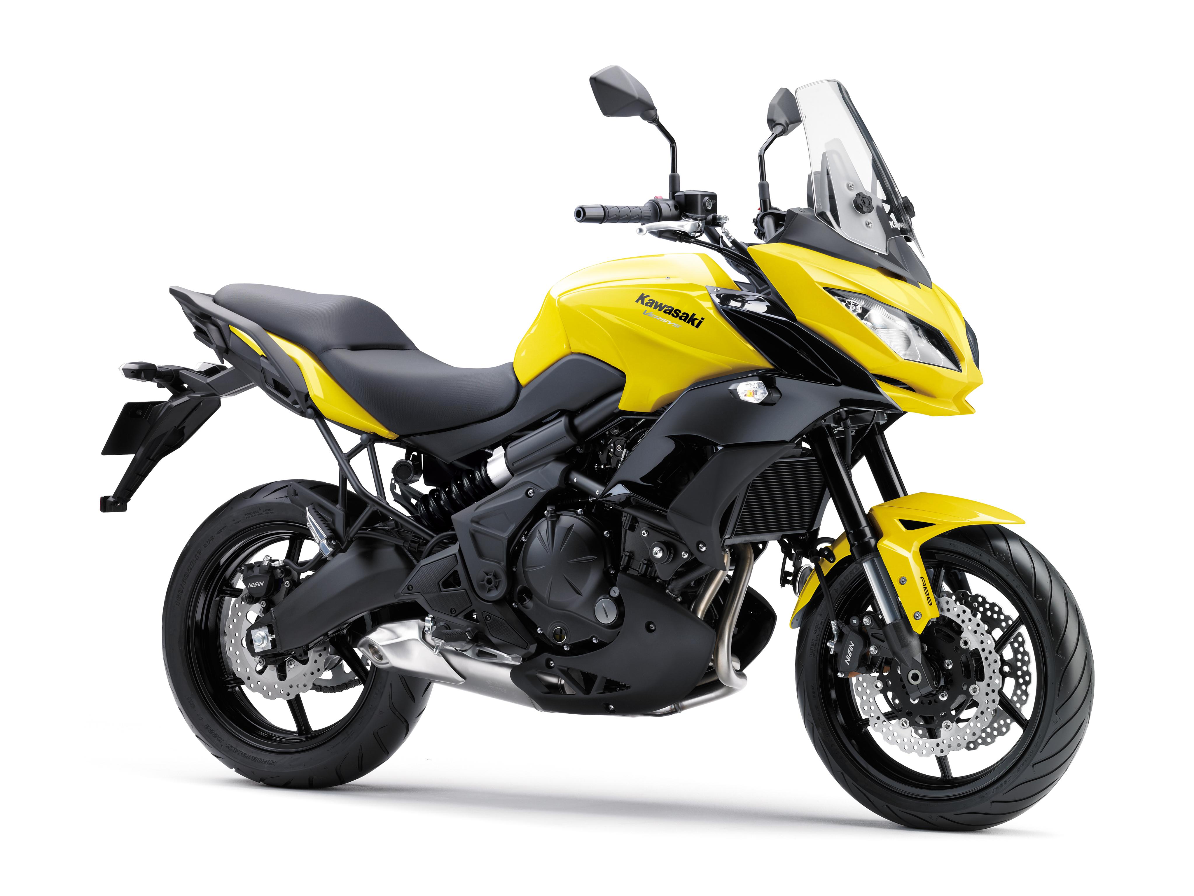 Intermot 2014: New Kawasaki Versys 650 unveiled