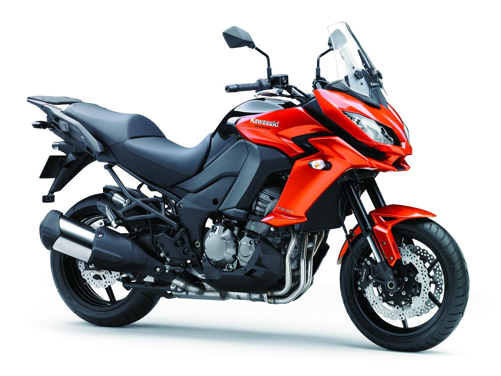 Intermot 2014: new Kawasaki Versys 1000 unveiled