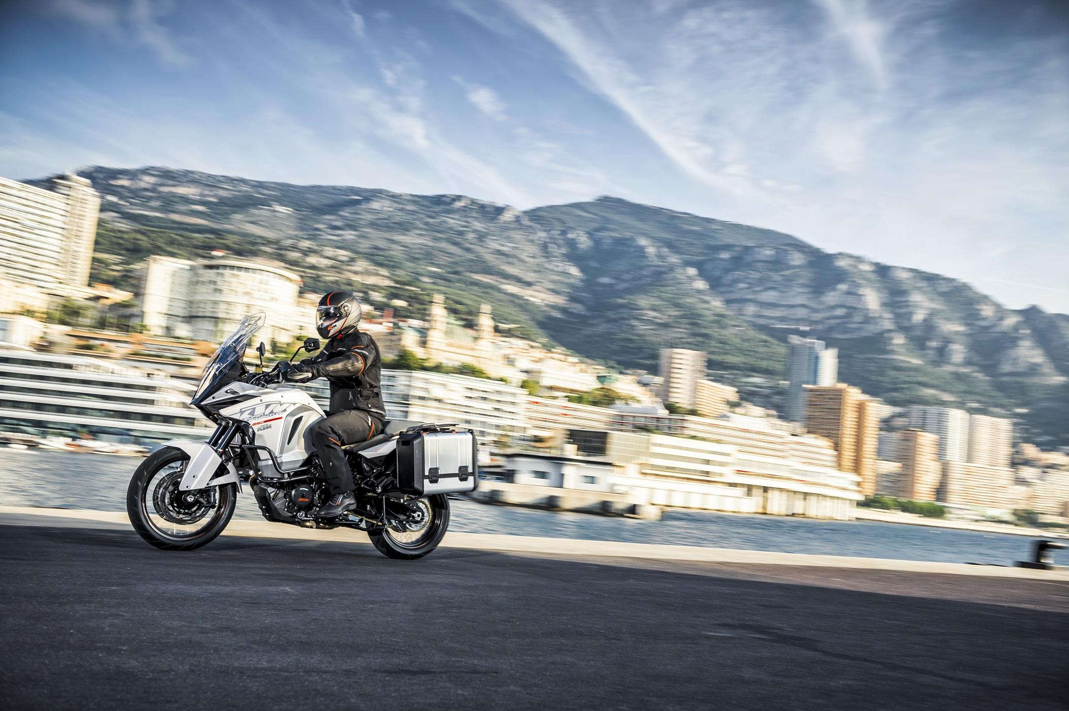 Intermot 2014: KTM 1290 Super Adventure unveiled