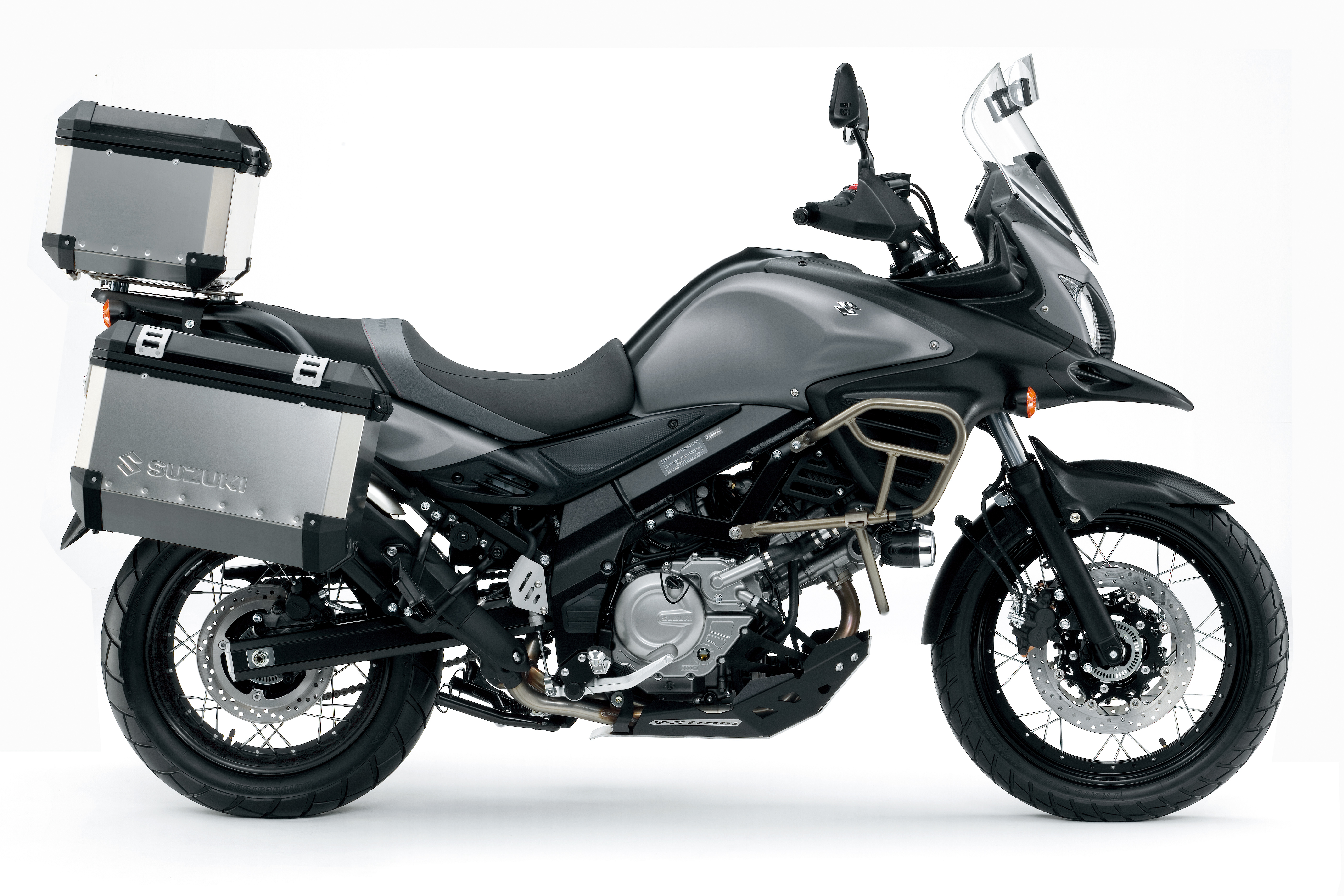 Intermot 2014: new Suzuki V-Strom 650XT ABS unveiled