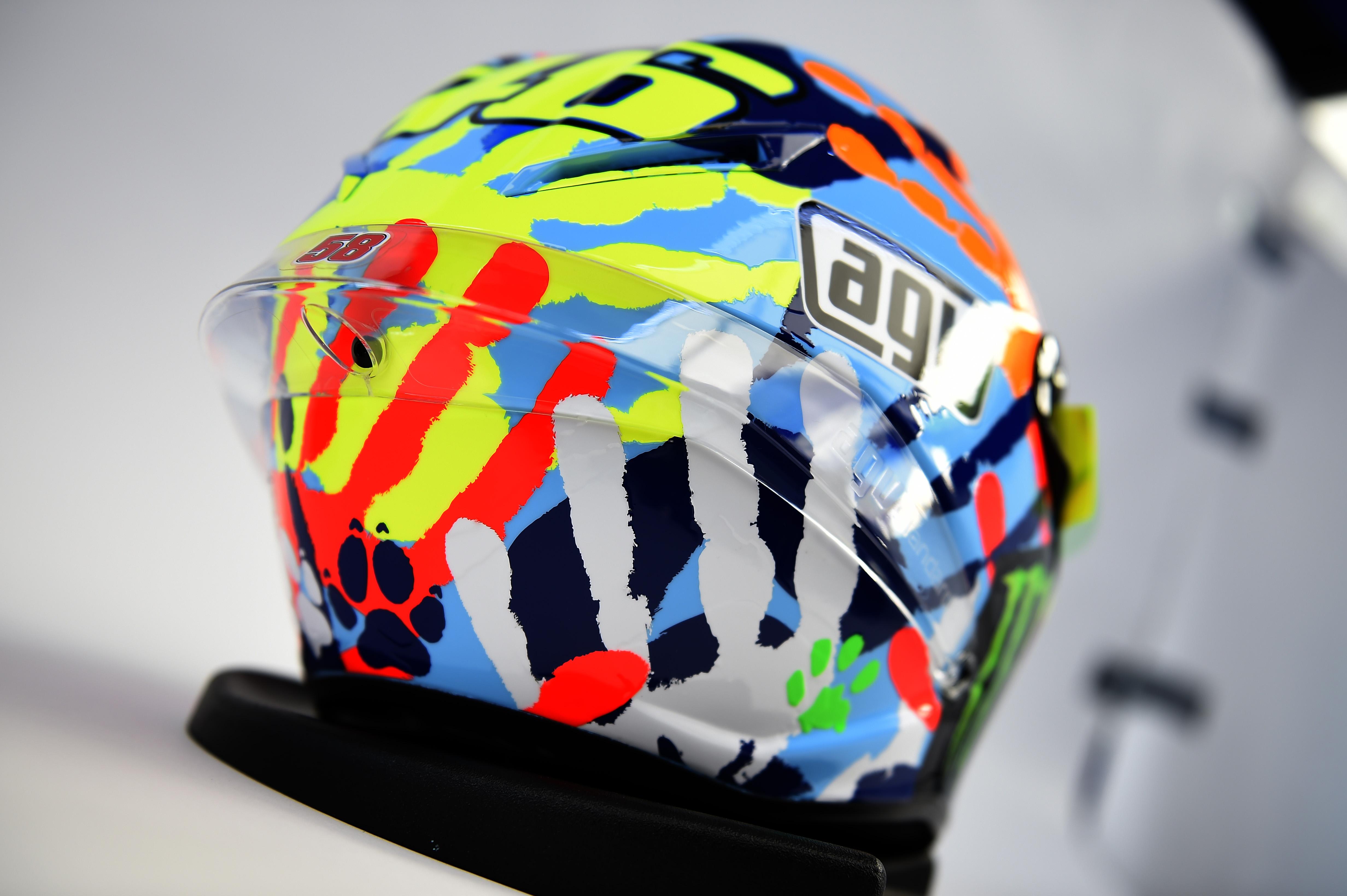 New: AGV Corsa Misano