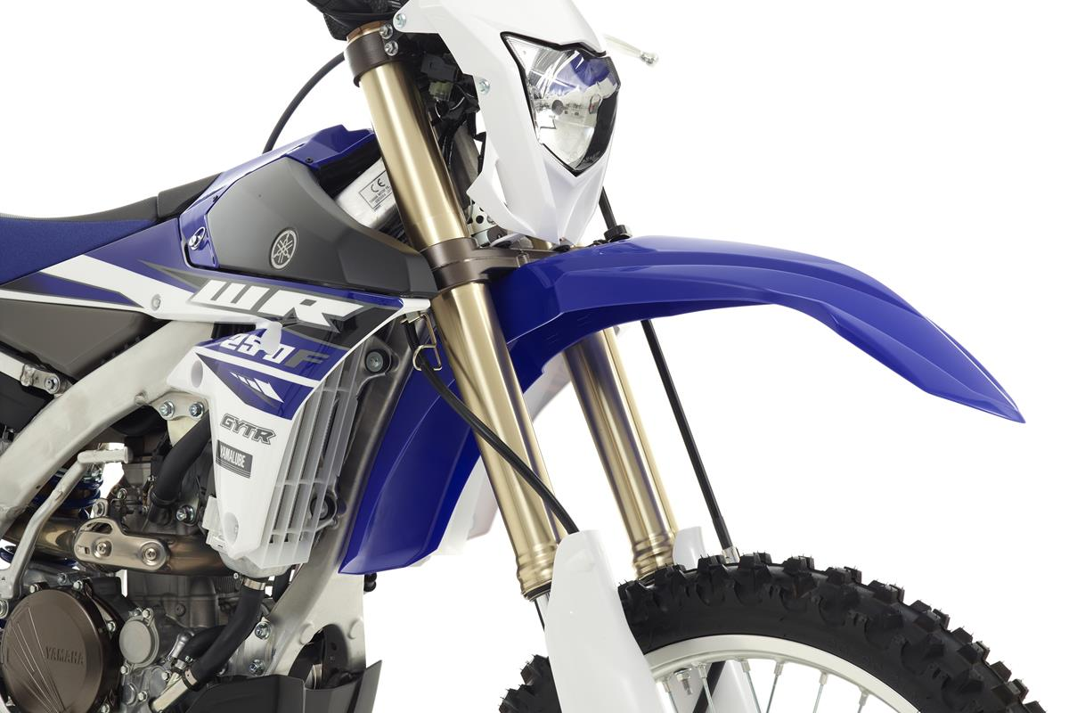 Revealed: 2015 Yamaha WR250F