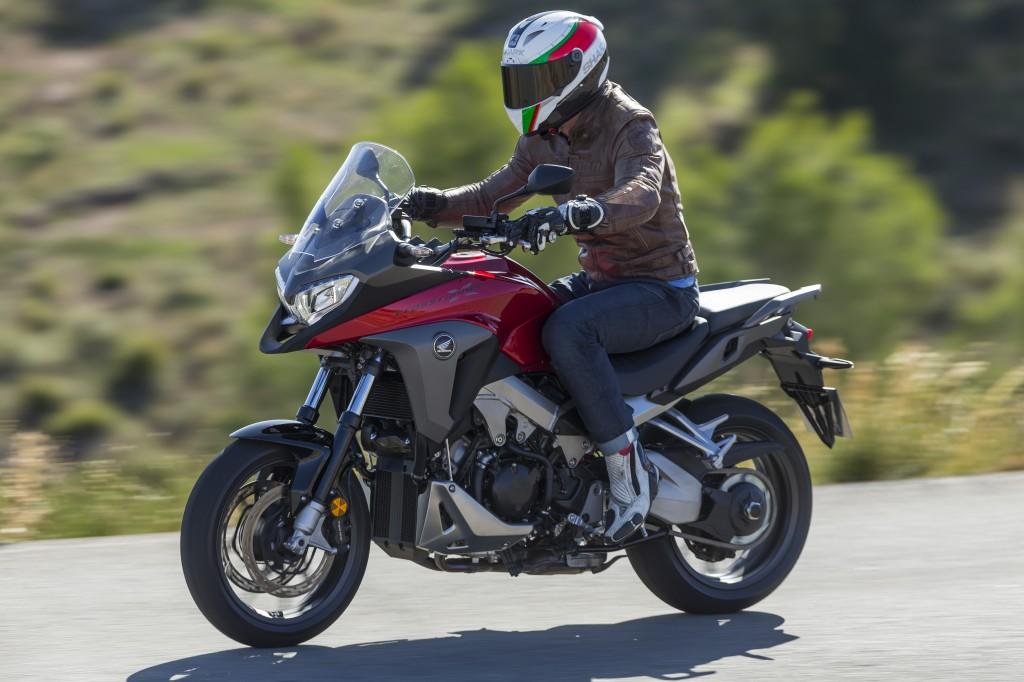 First ride: 2015 Honda VFR800X Crossrunner review