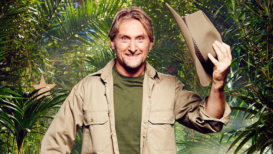 Carl Fogarty and Melanie Sykes confirmed in I'm a Celebrity line-up