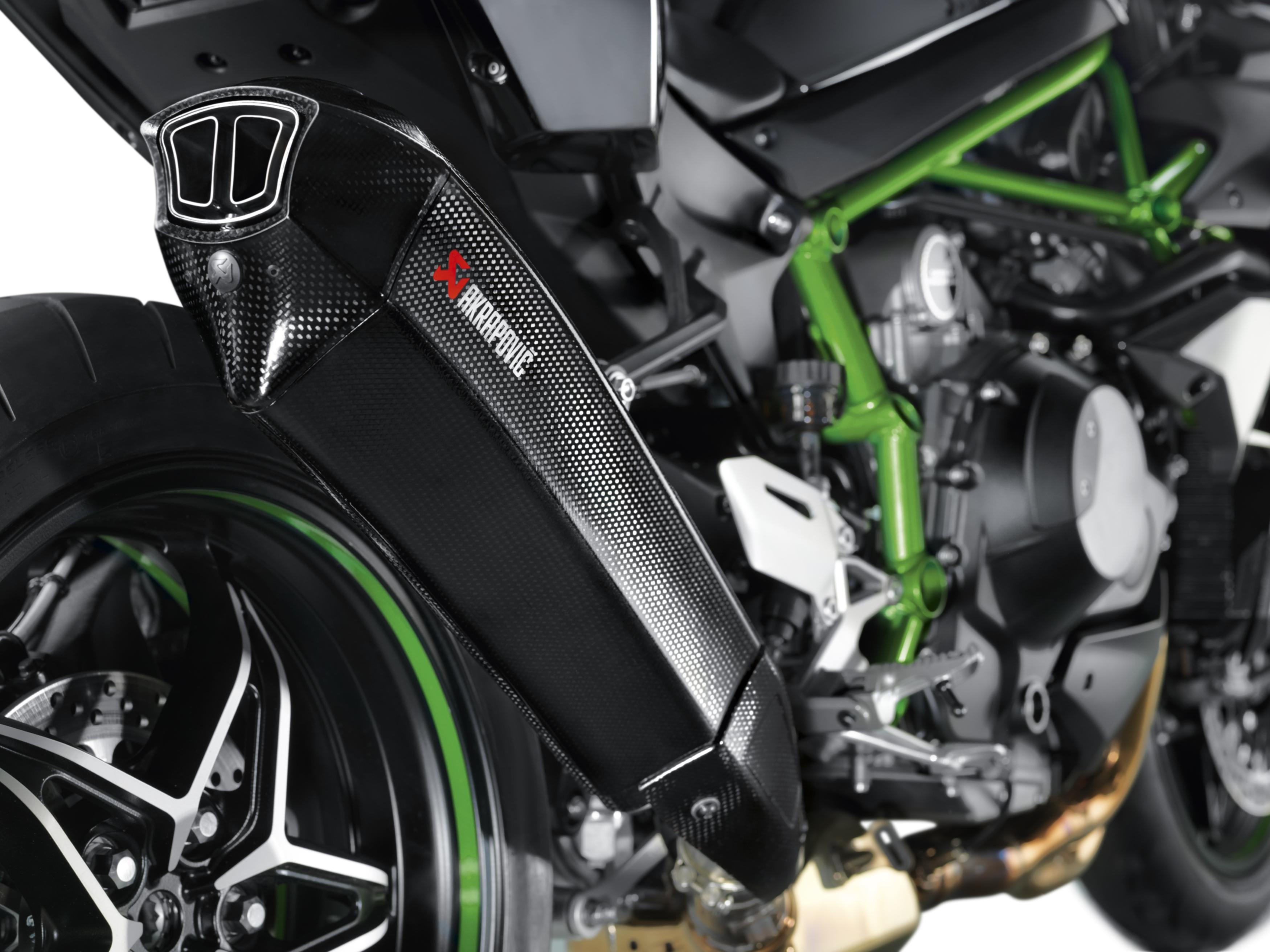 Kawasaki Ninja H2 UK price and final specs confirmed
