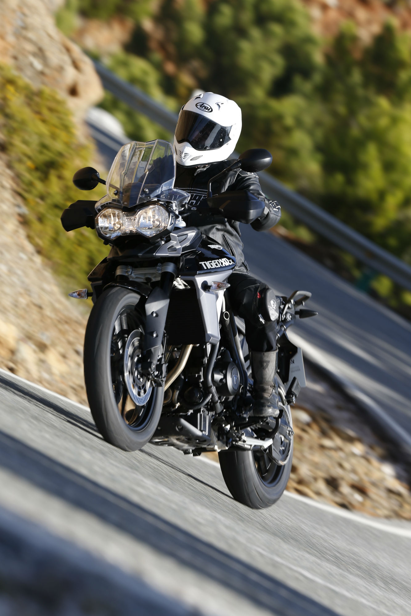 First ride: Triumph Tiger 800 XRx review