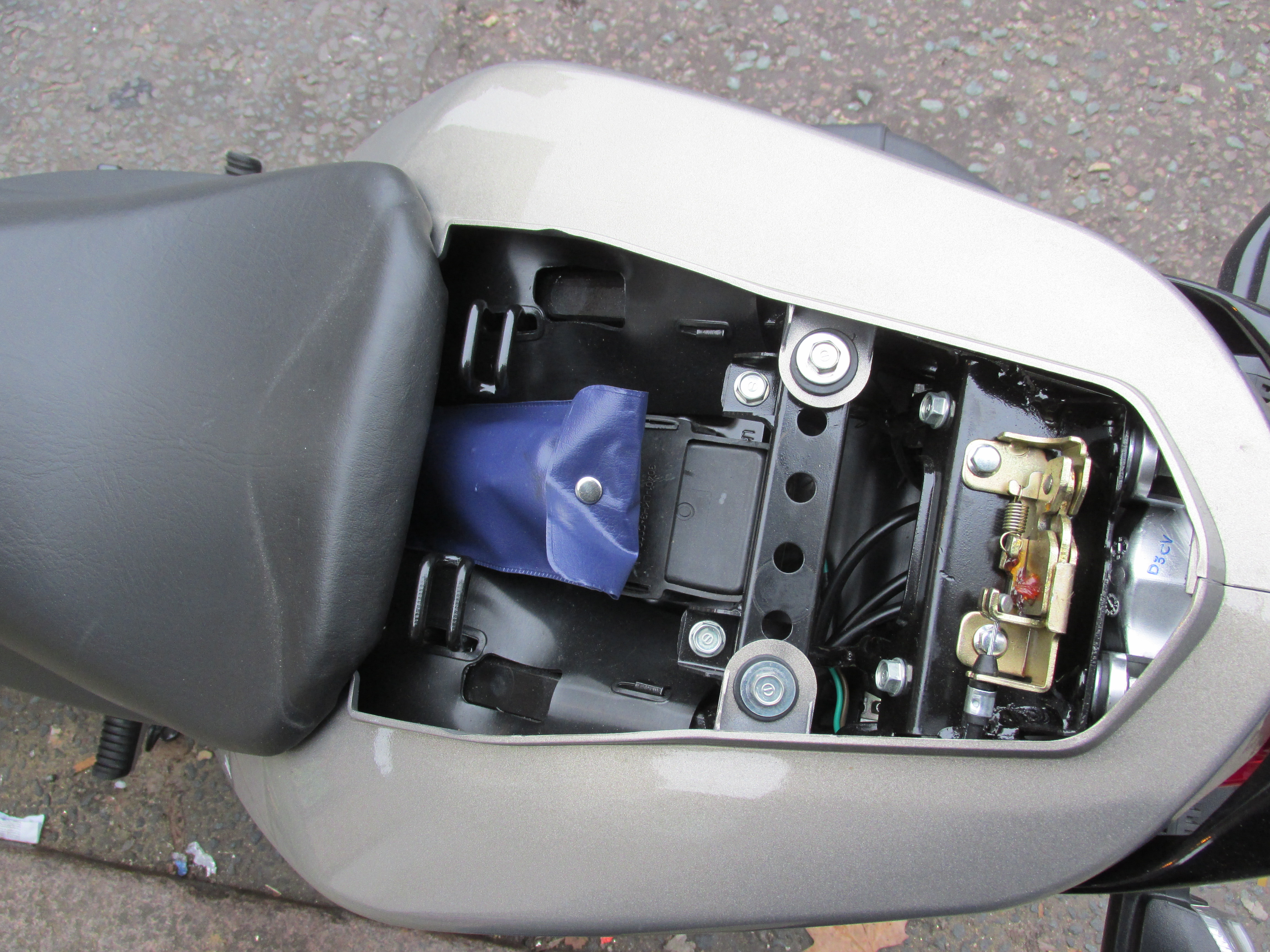 Kymco CK1 125 UK road test