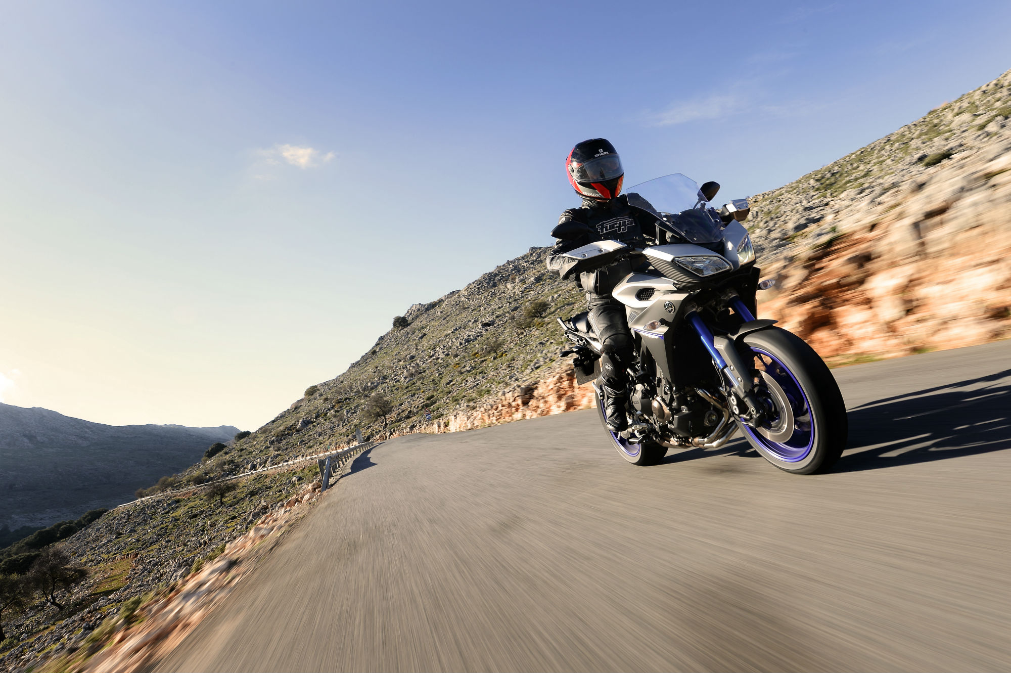 First ride: Yamaha MT-09 Tracer review