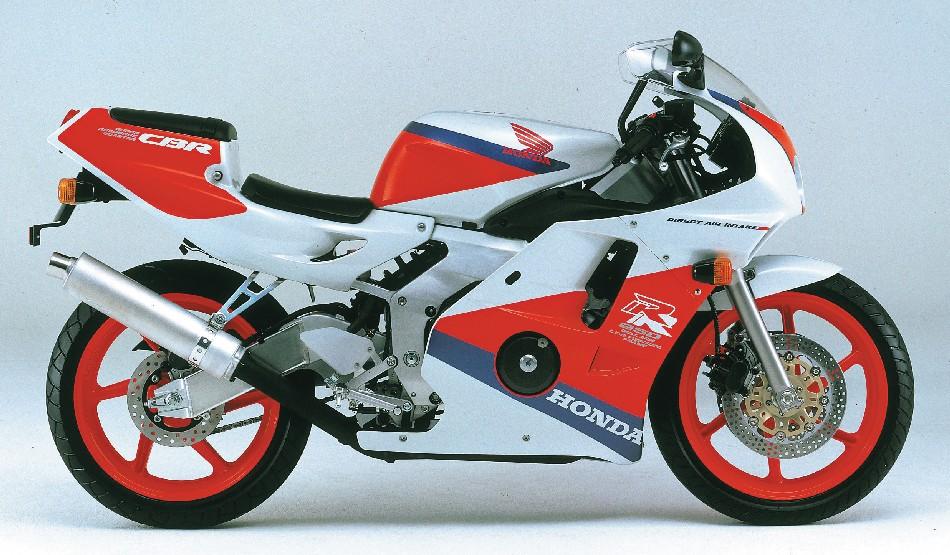 Honda's small sports bike expansion