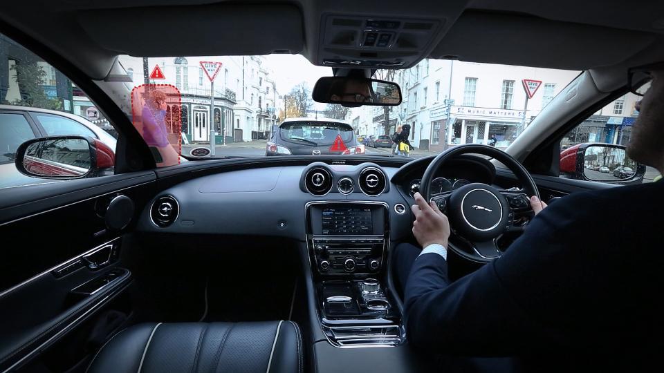 Jaguar tech to stop SMIDSYs