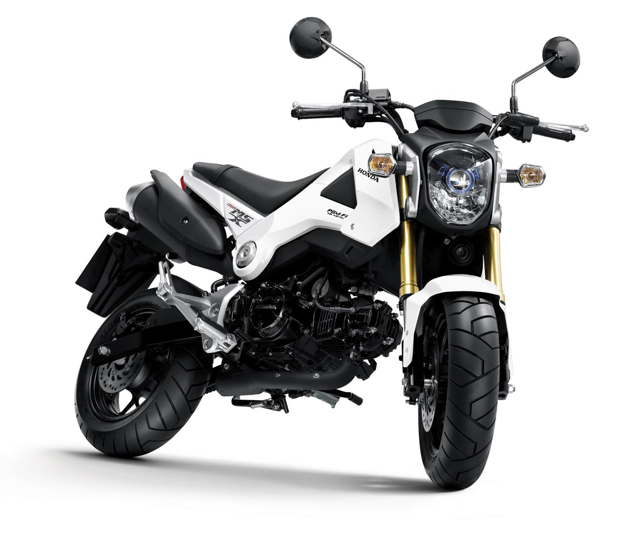 Honda MSX125 and Forza recalled for fuel pump issue