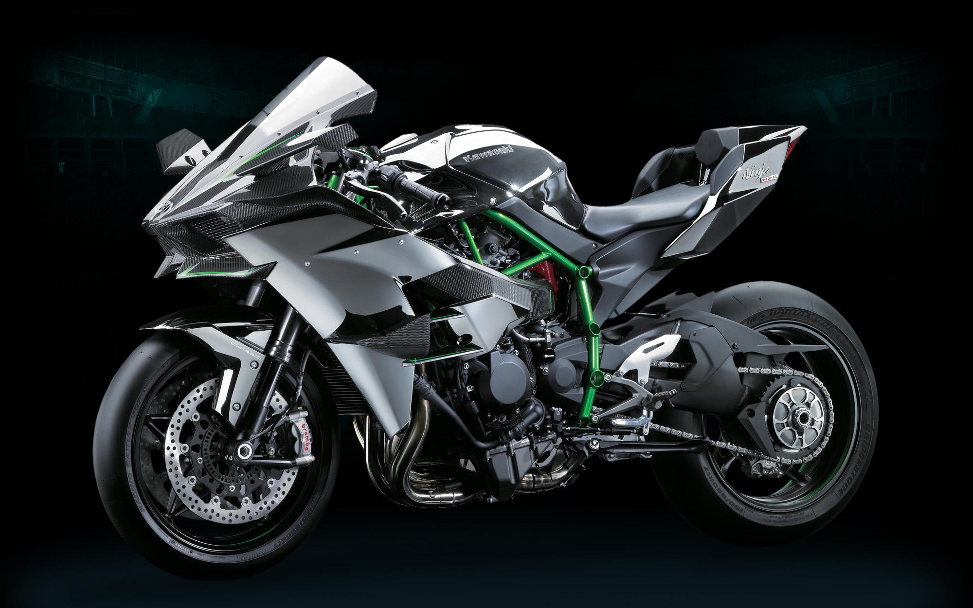 More Kawasaki Ninja H2s coming to the UK