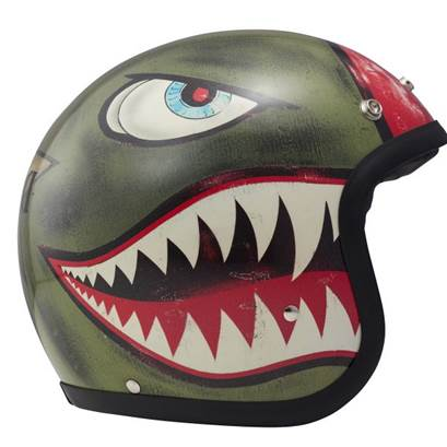 Used: DMD Vintage open face helmet review