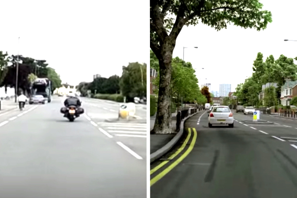 Hazard Perception test gets CGI makeover