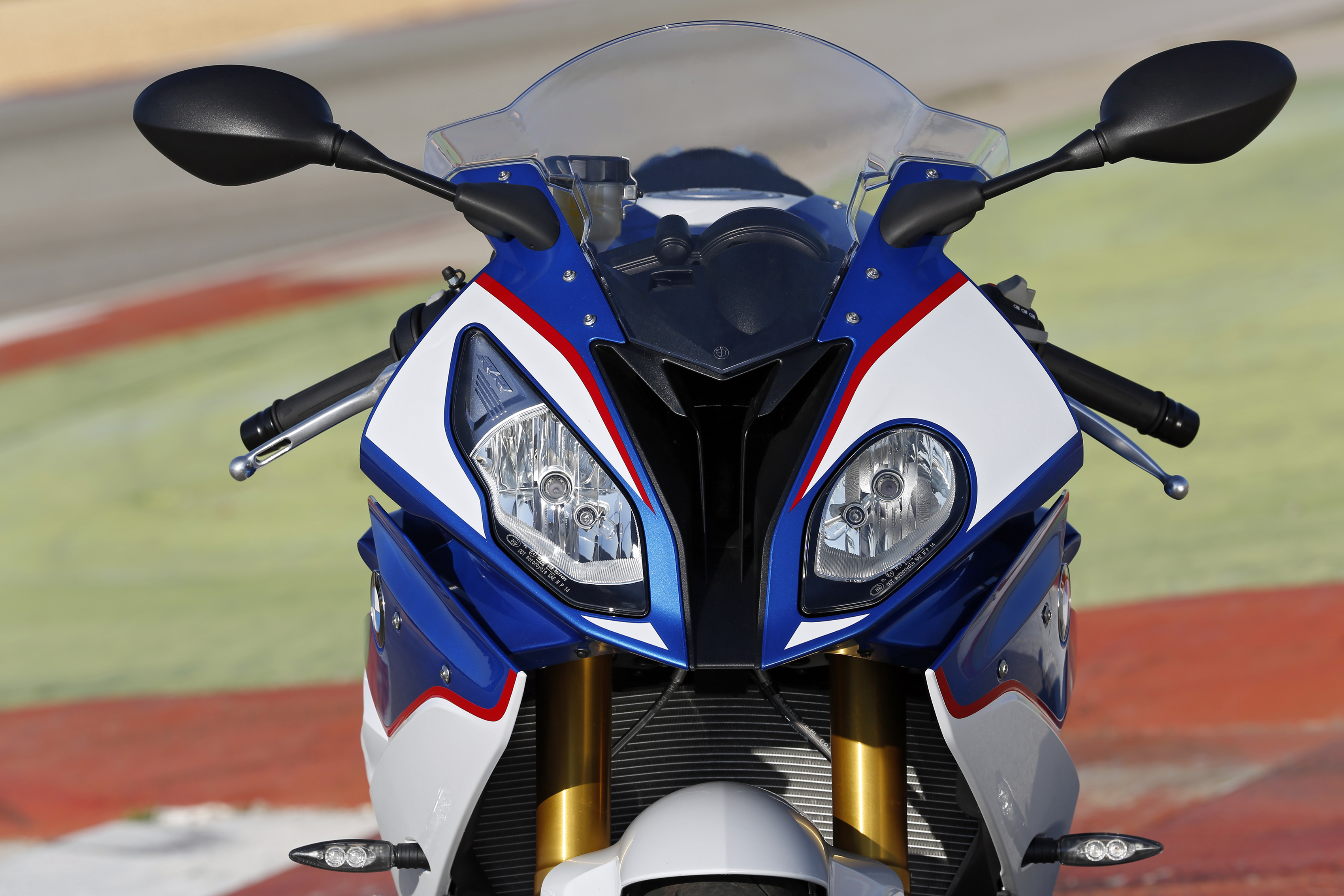 First ride: BMW S1000RR review