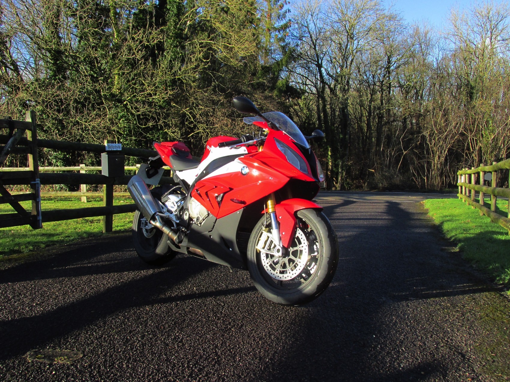 First UK road test: 2015 BMW S1000RR review