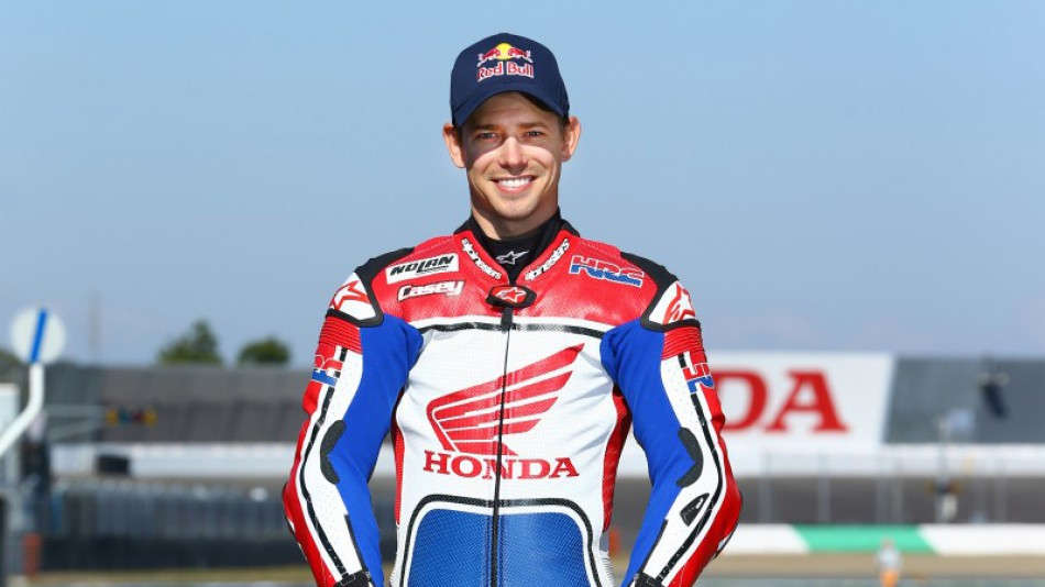 Stoner to remain testing for HRC in 2015
