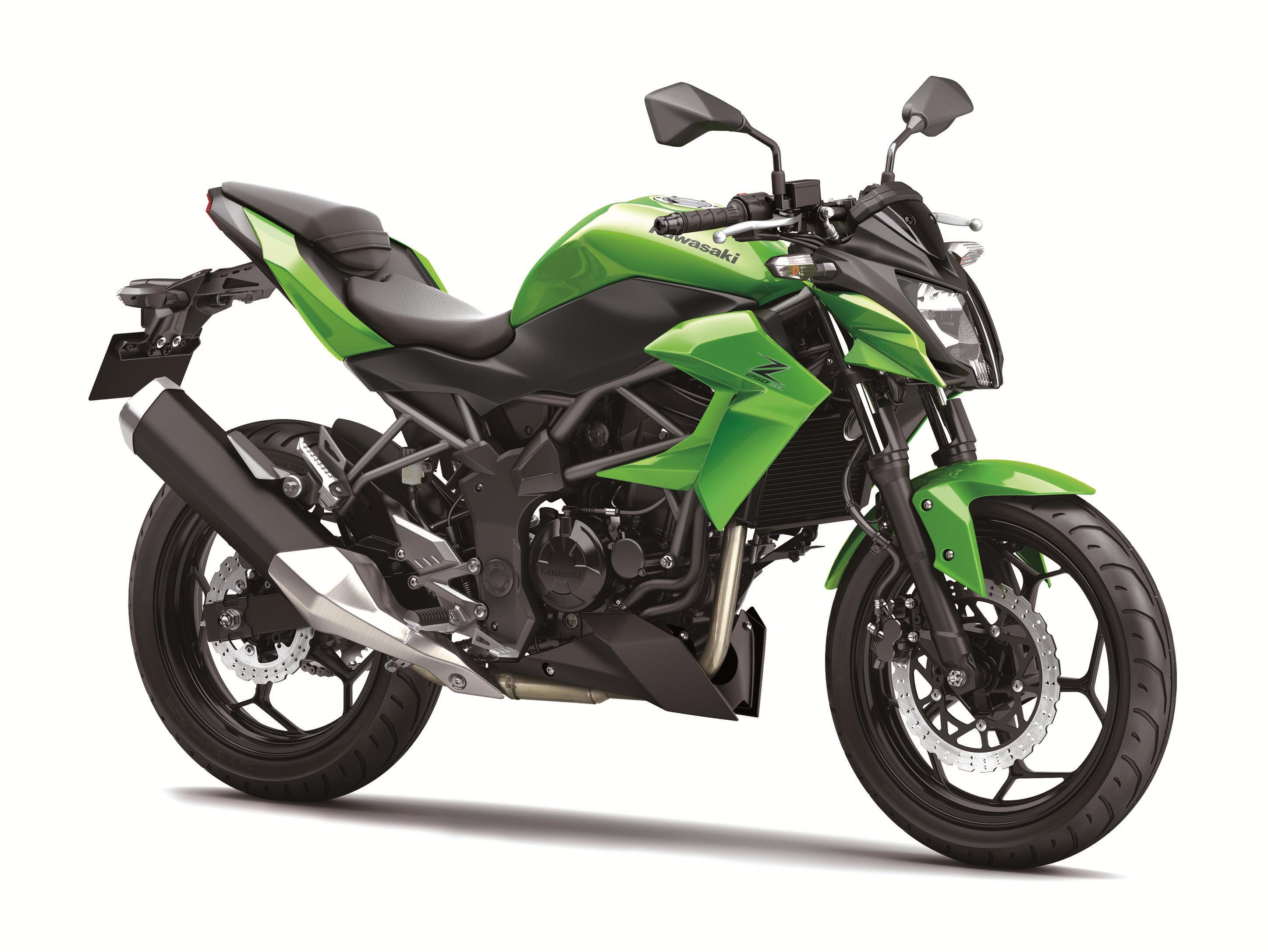 motorbike insurance thailand KAWASAKI Z250SL ABS