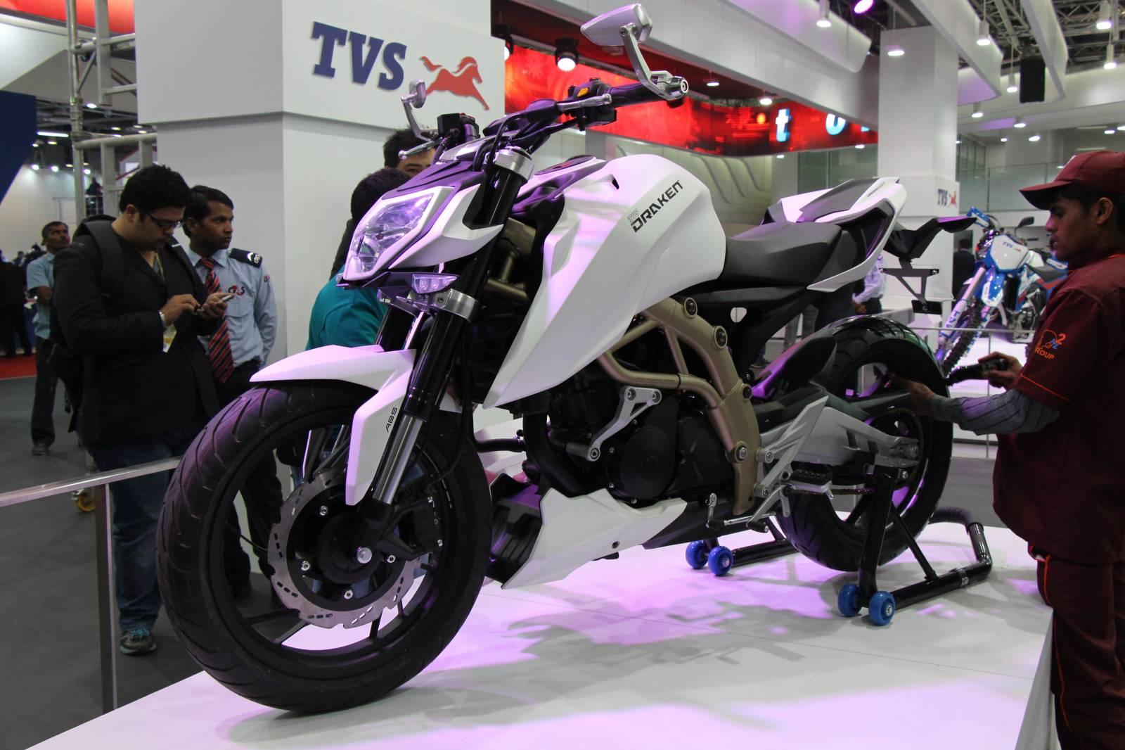 300cc BMW-TVS naked bike codenamed 'K03'