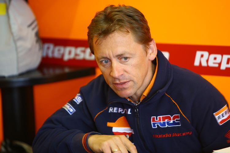 Pedrosa's ex-crew chief joins KTM for MotoGP project
