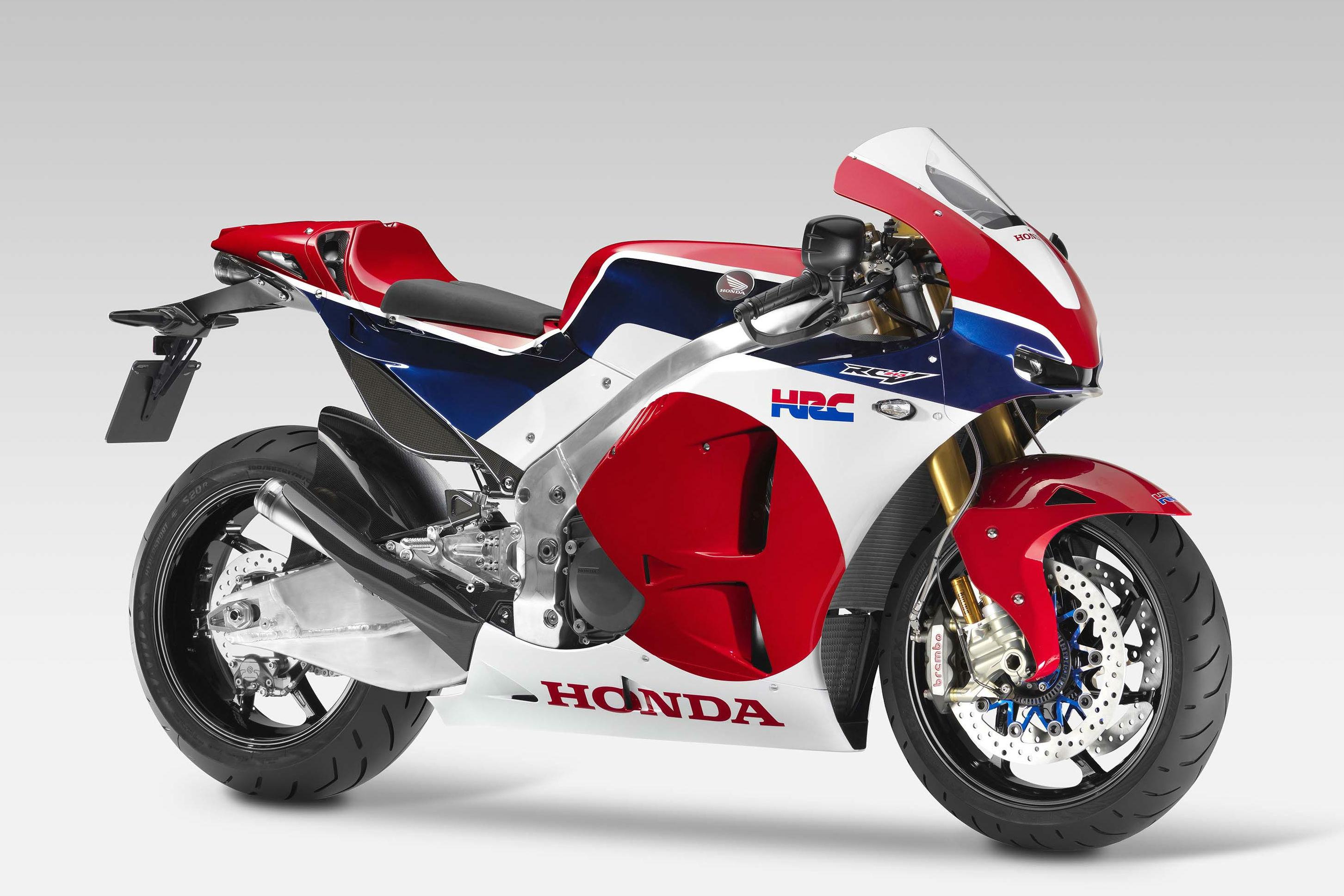 Honda RC213V-S priced at £112,000