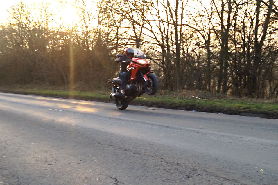 First UK road test: Kawasaki Versys 1000 review