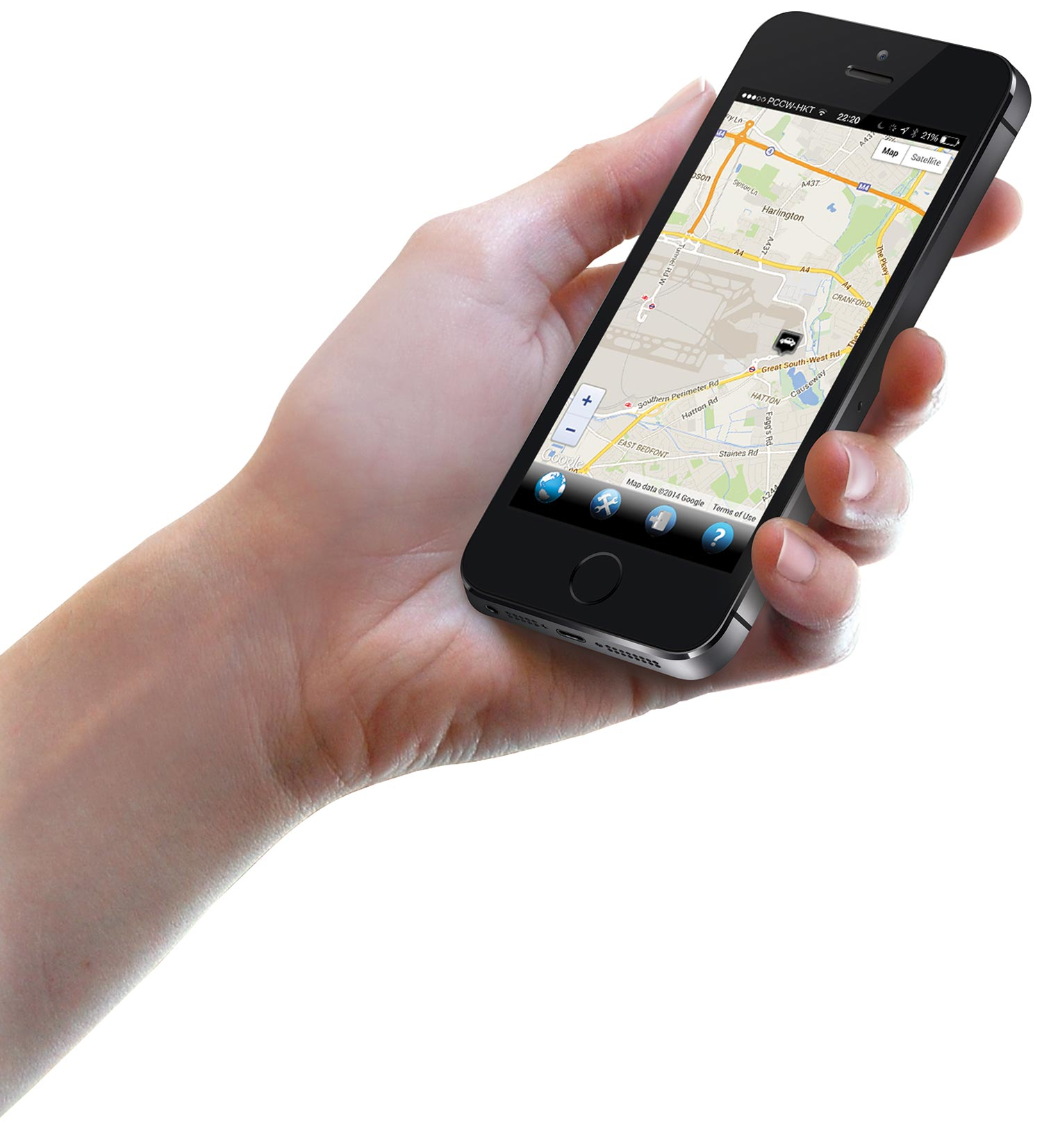 New: Oxford GPS motorcycle tracker