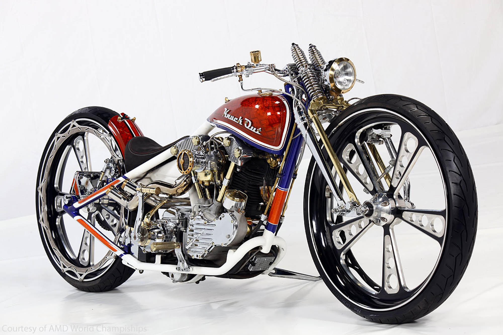 Royal Enfield showcases 4 custom bikes at Delhi store