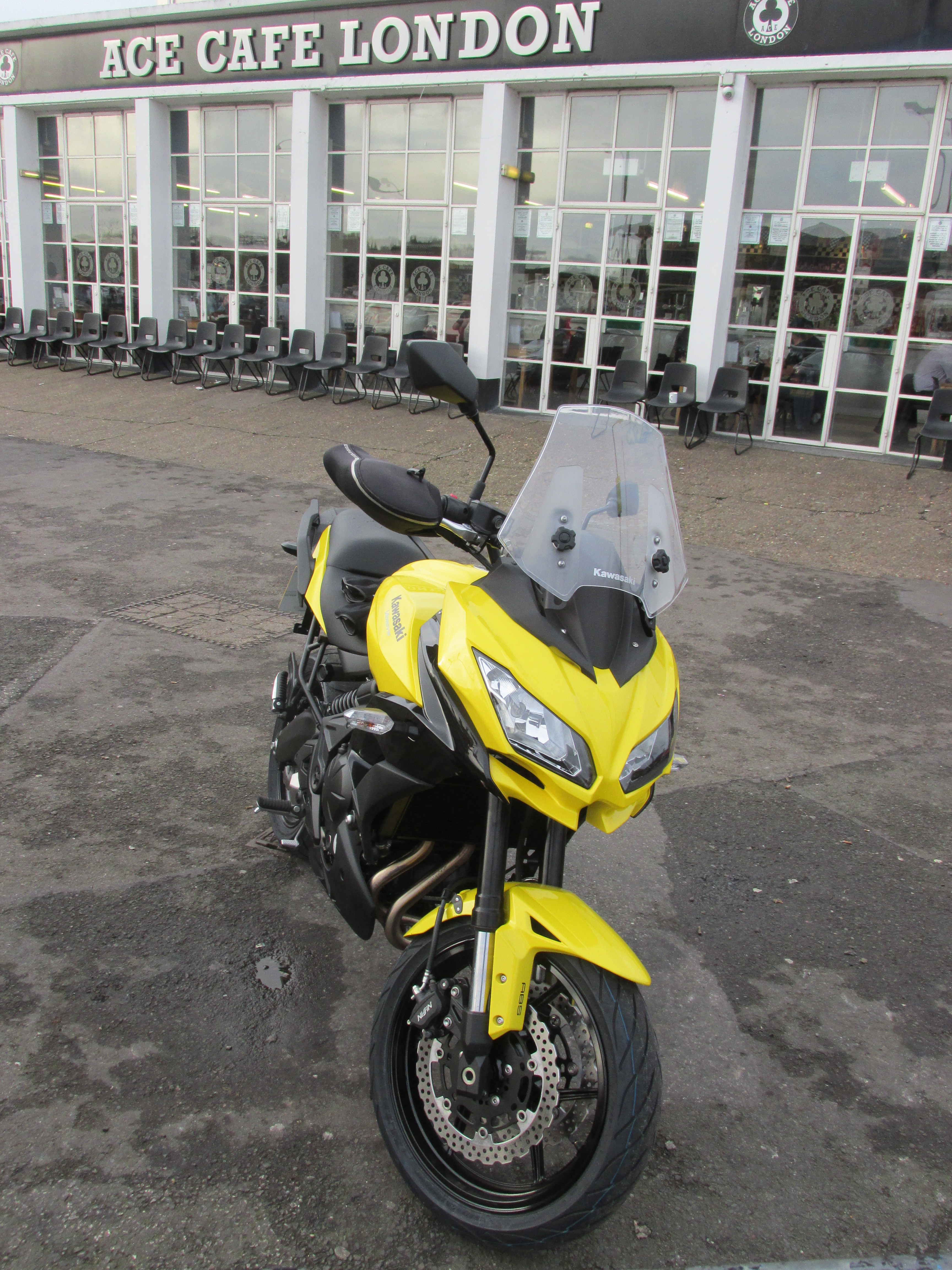 First UK road test: Kawasaki Versys 650 review