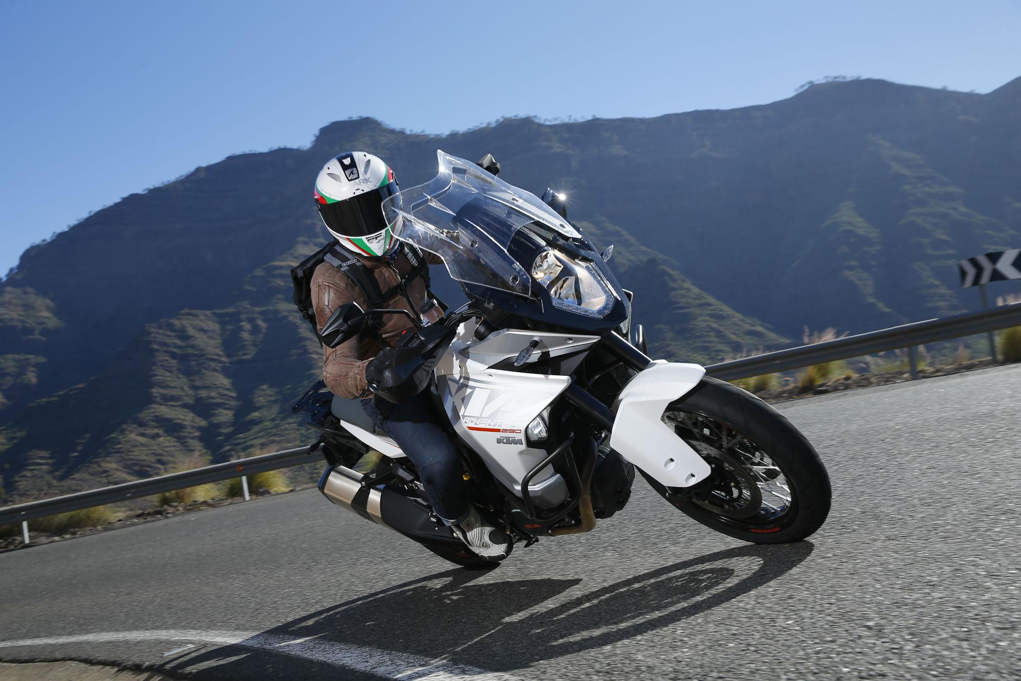 First ride: KTM 1290 Super Adventure review