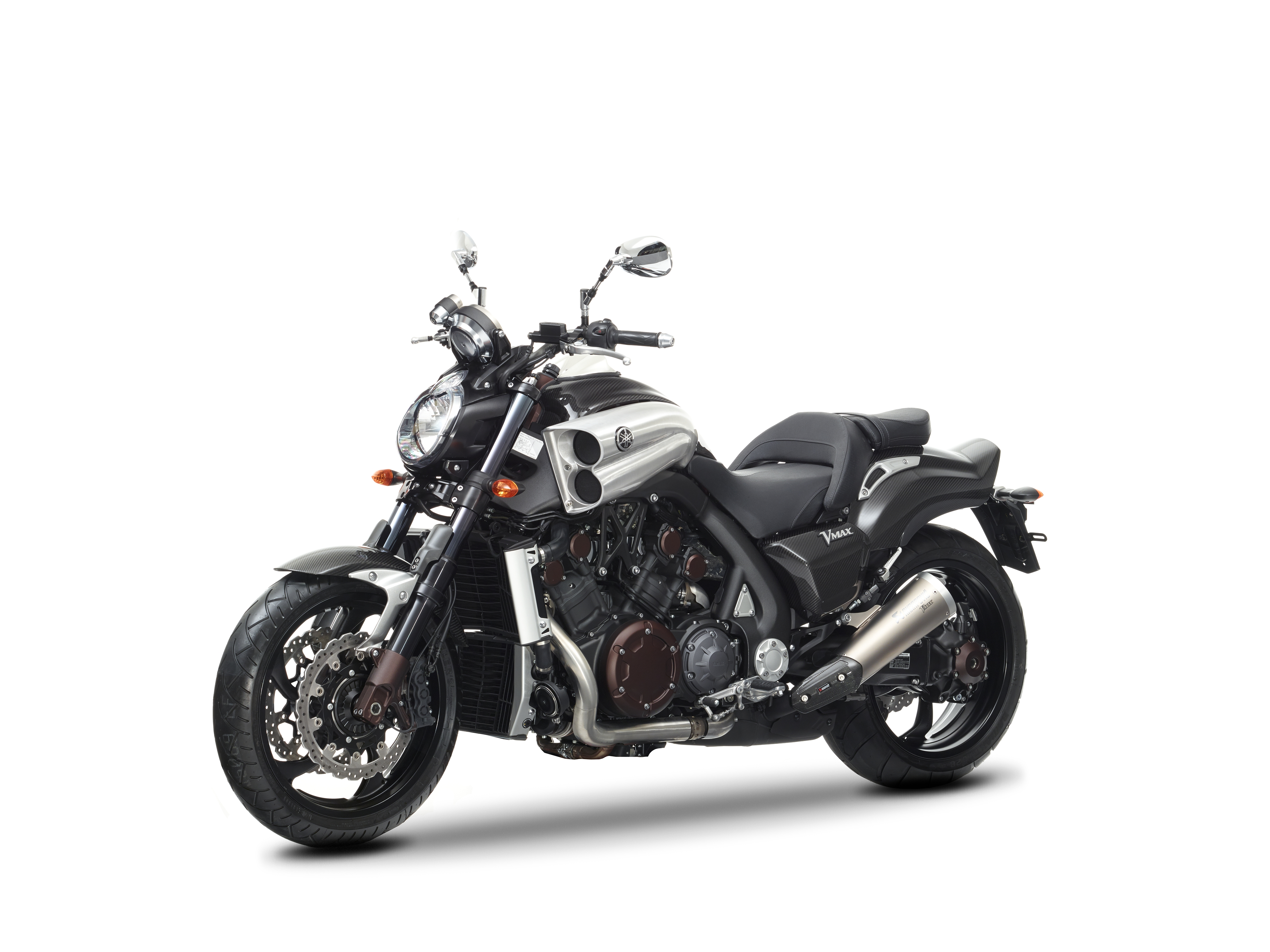 Yamaha Reveals Special Edition VMAX Carbon