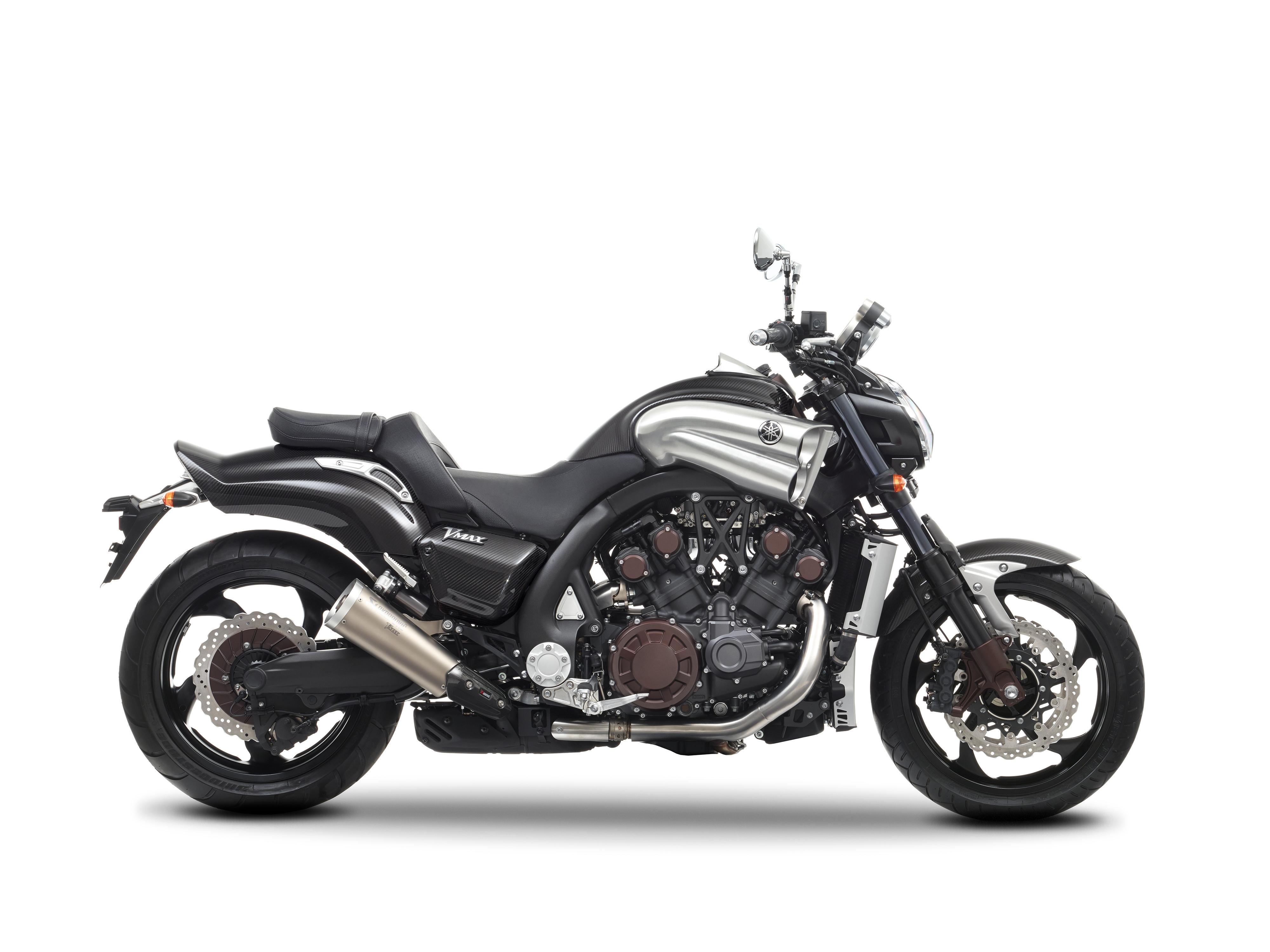 Yamaha reveals special edition VMAX Carbon