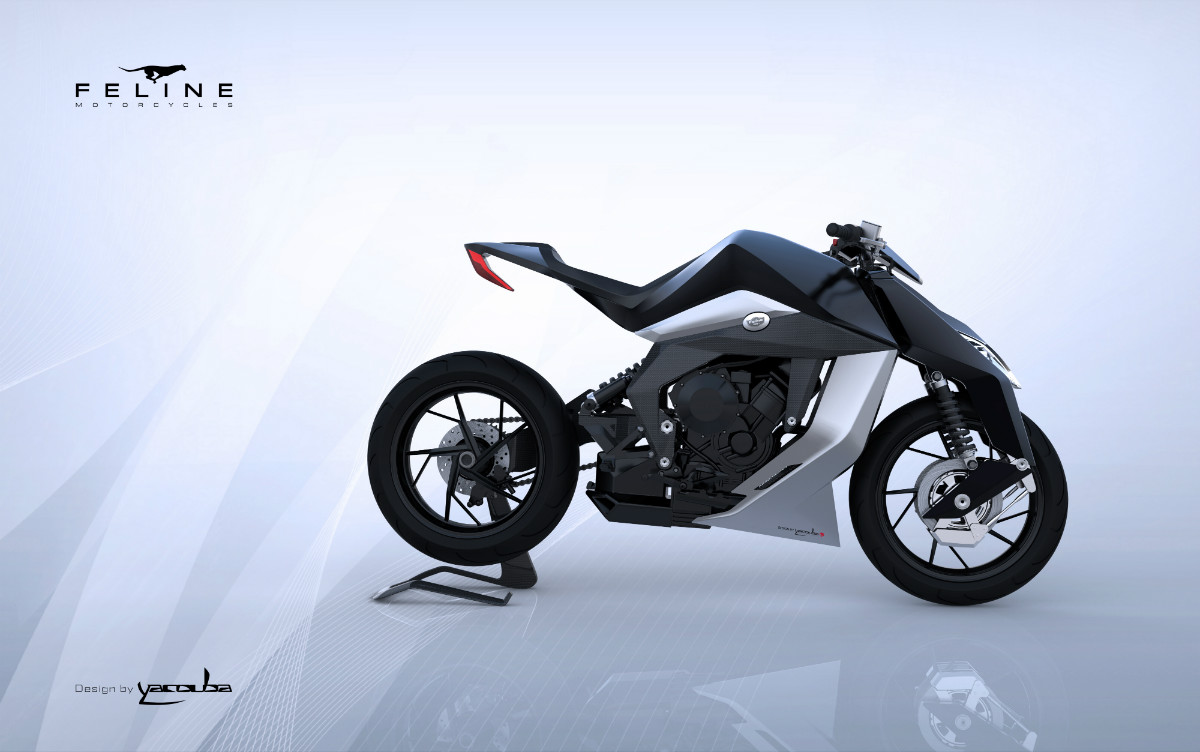 Yacouba 'FELINE One' concept revealed