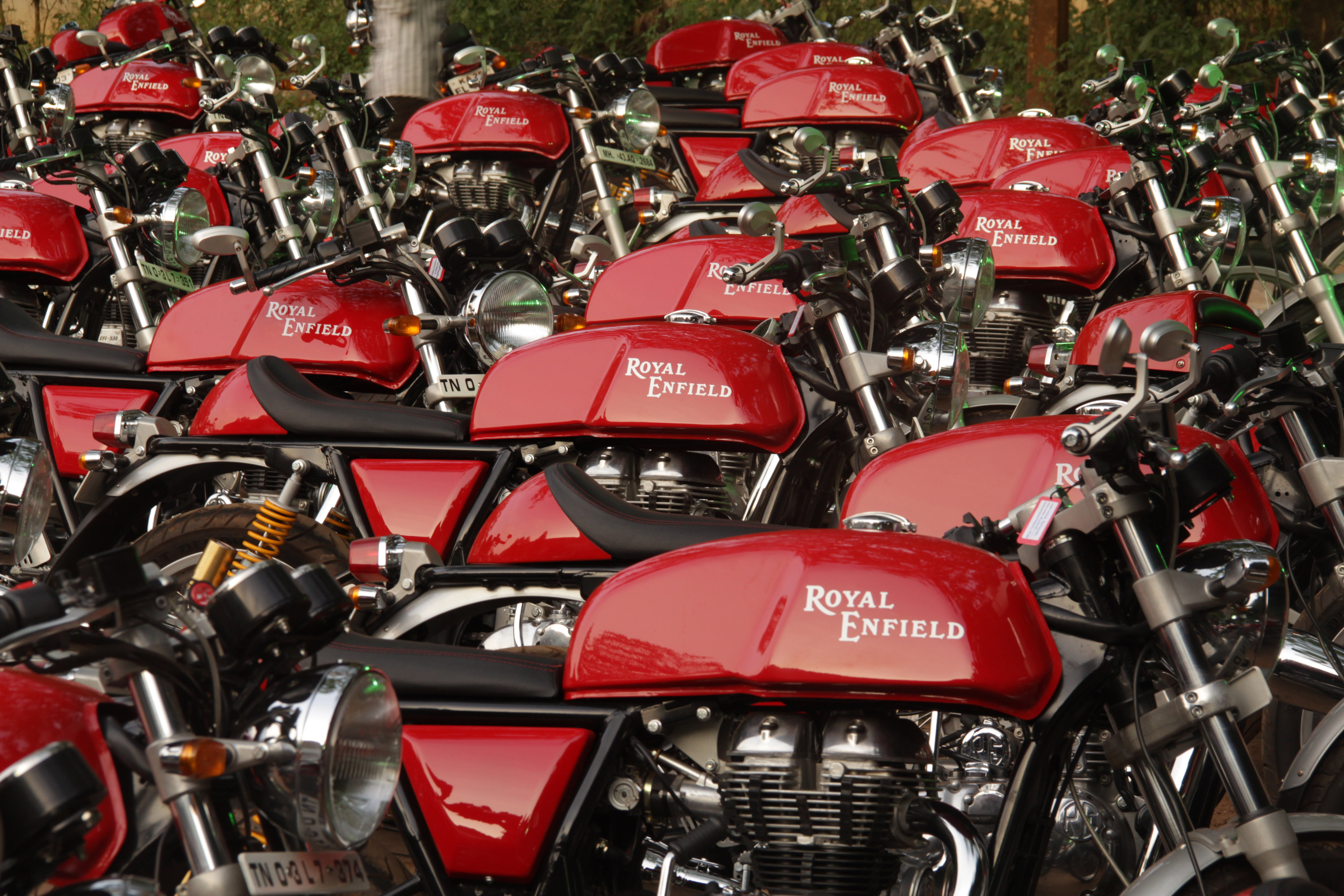 Royal Enfield parallel-twin coming next year