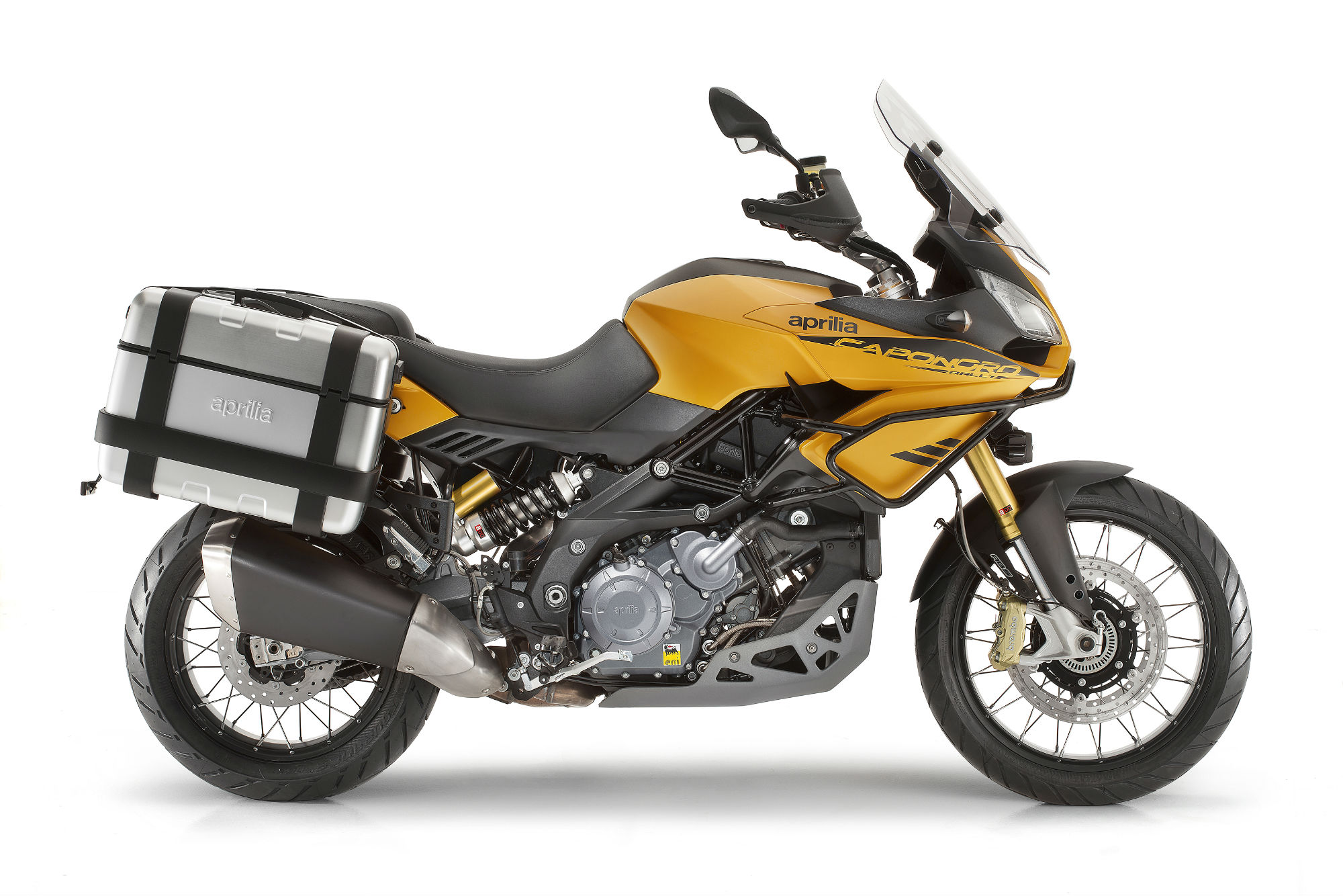 First ride: Aprilia Caponord 1200 Rally review