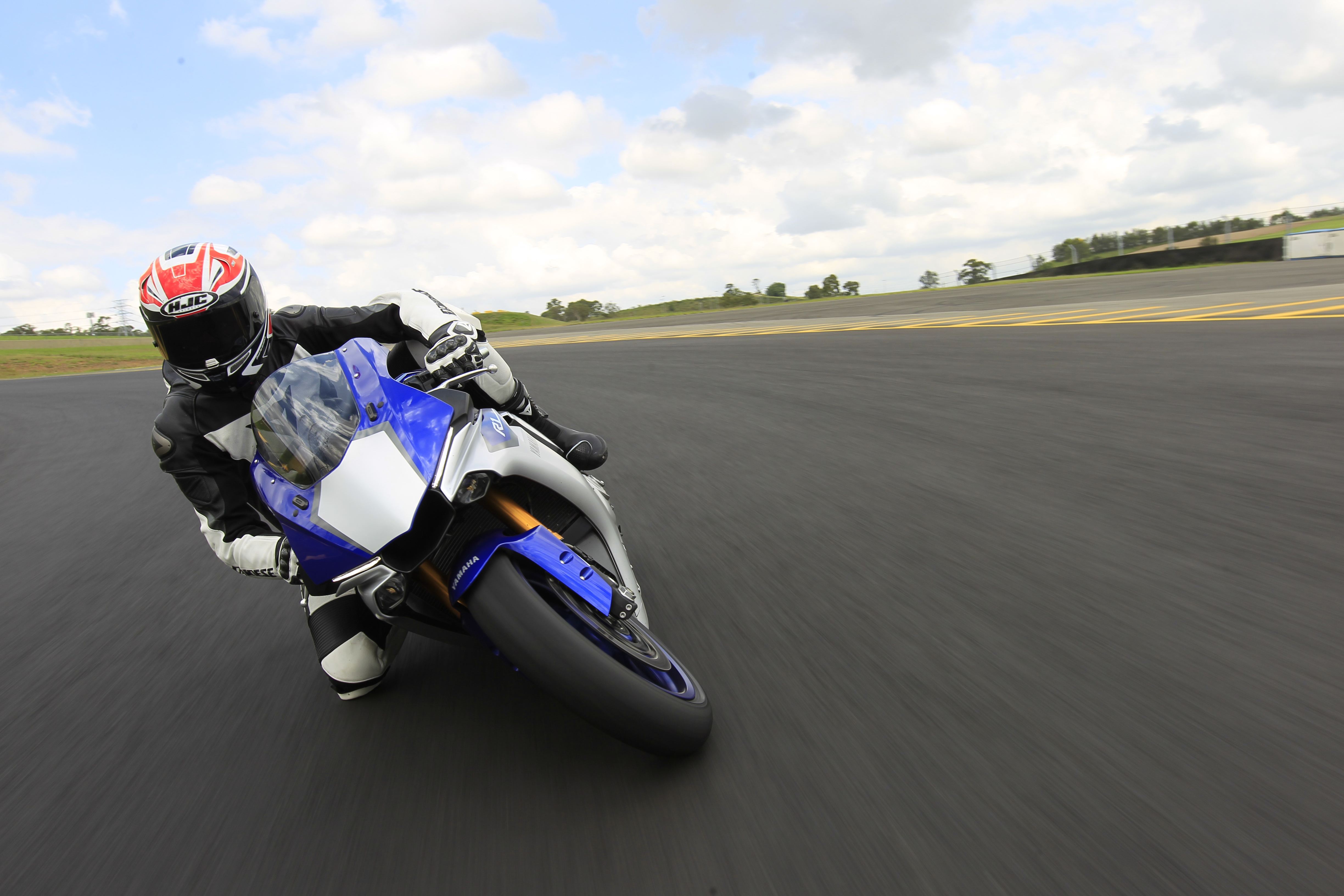 First ride: Yamaha R1 and R1M review