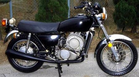 moto de course kawasaki