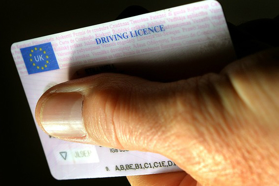 Motorist with 40 penalty points doesn't have a driving licence