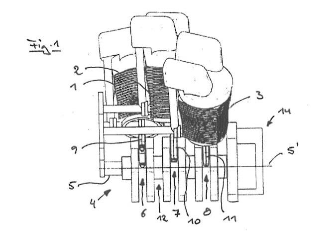 BMW's new three-cylinder engine design