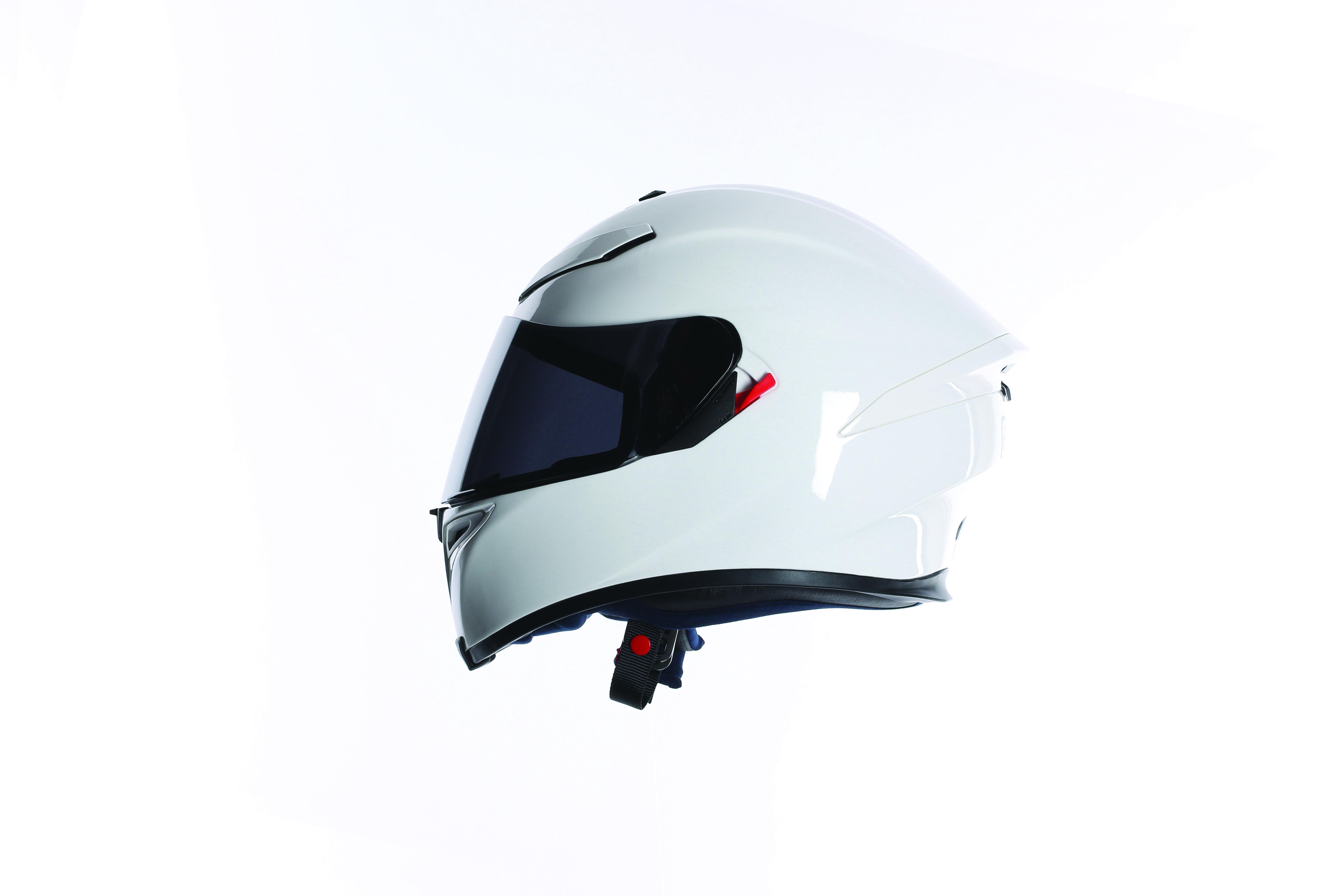 New: AGV K5 helmet