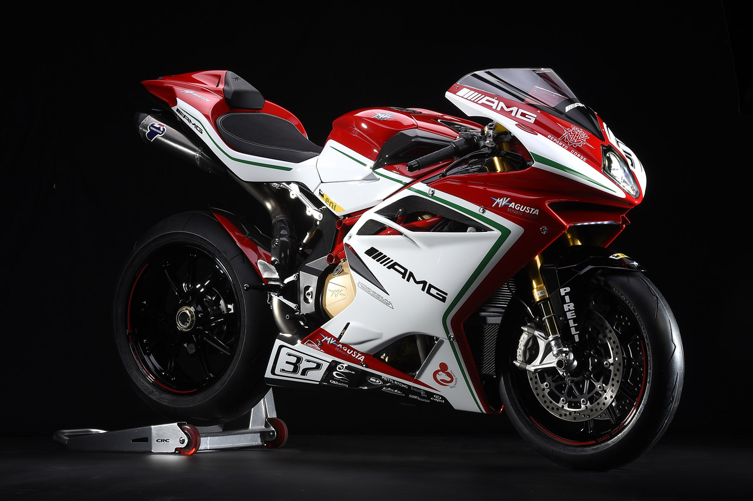 MV Agusta F4 RC revealed (and this time it's official)