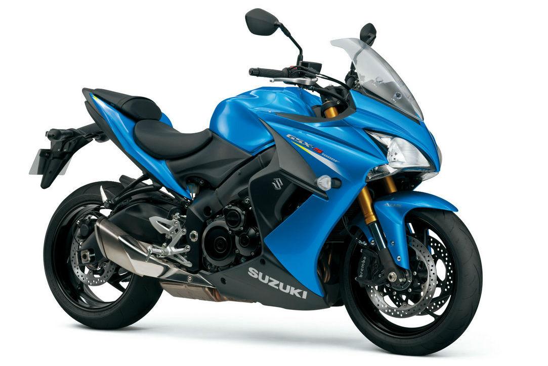 First ride: Suzuki GSX-S1000 review