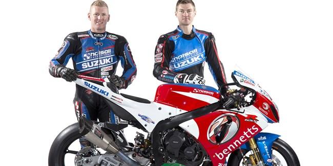 Bennetts named as Halsall Suzuki title sponsor