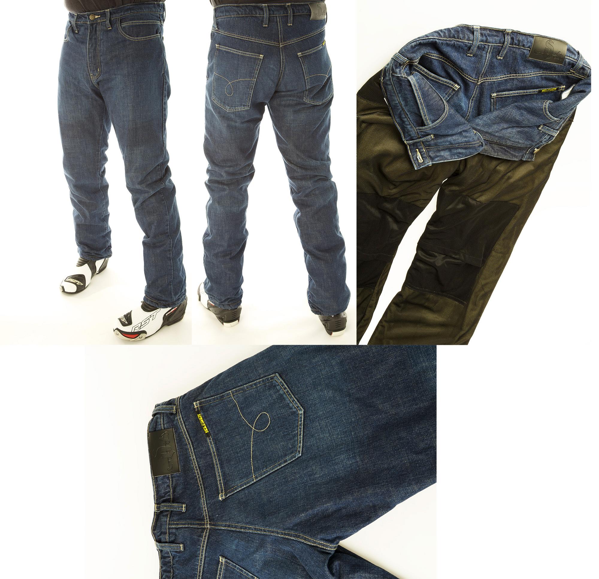 tested kevlar jeans review page 8 visordown. Black Bedroom Furniture Sets. Home Design Ideas