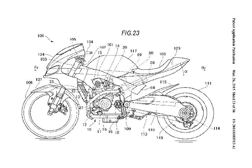 Suzuki Recursion patent points to production plans