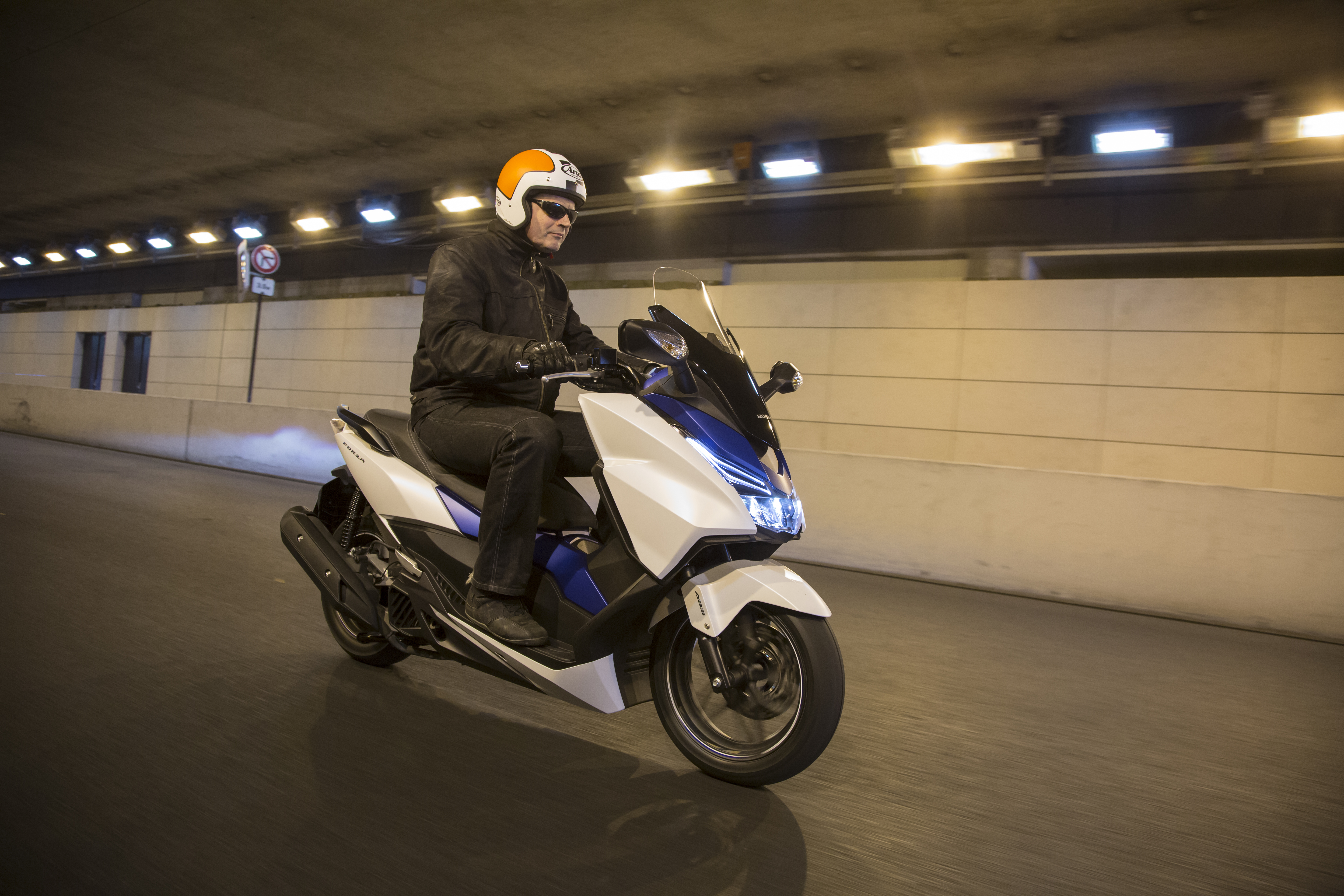 First ride: Honda Forza 125 review
