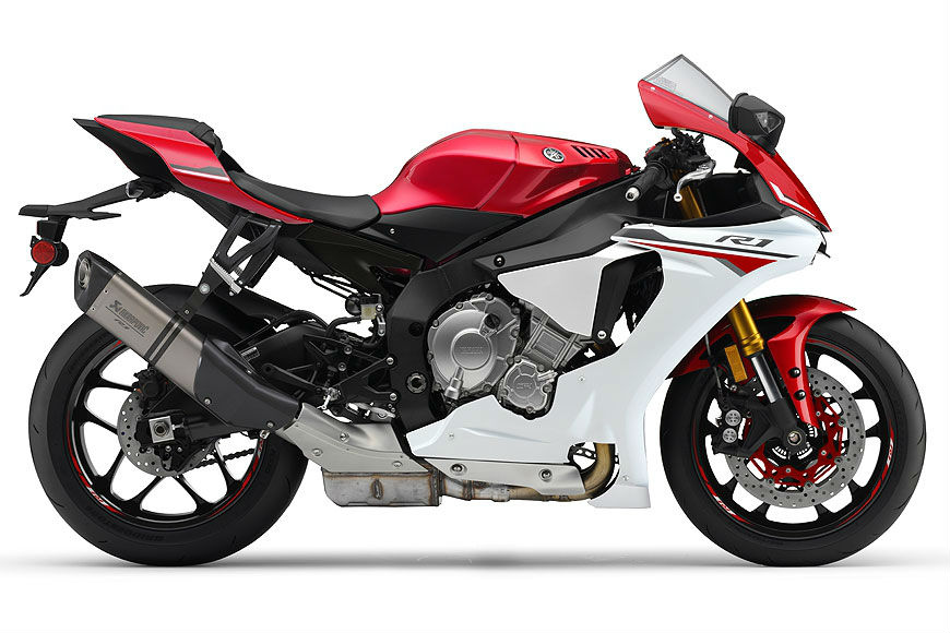 New R1 gets ugly treatment