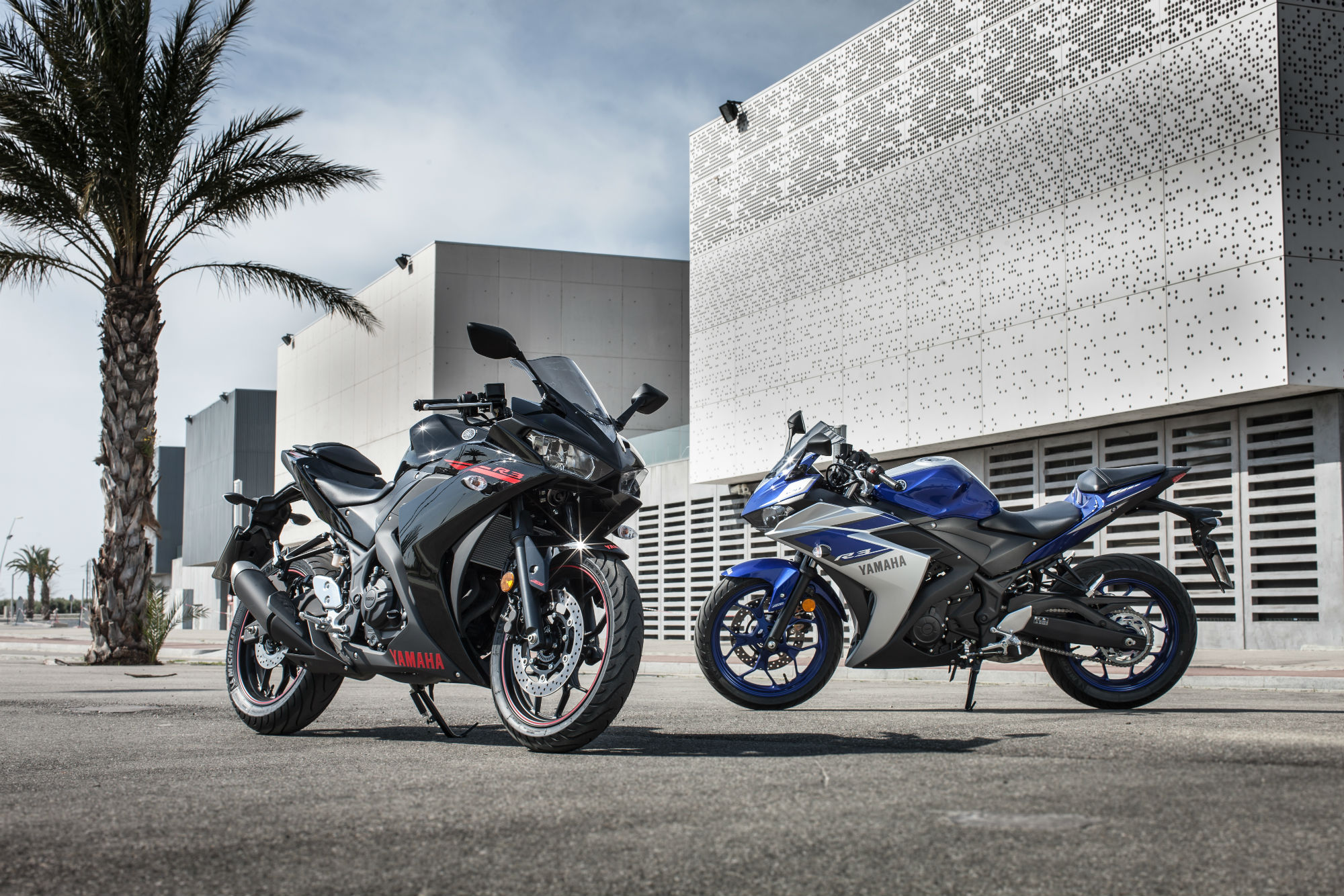 First Ride Yamaha R3 Review Visordown