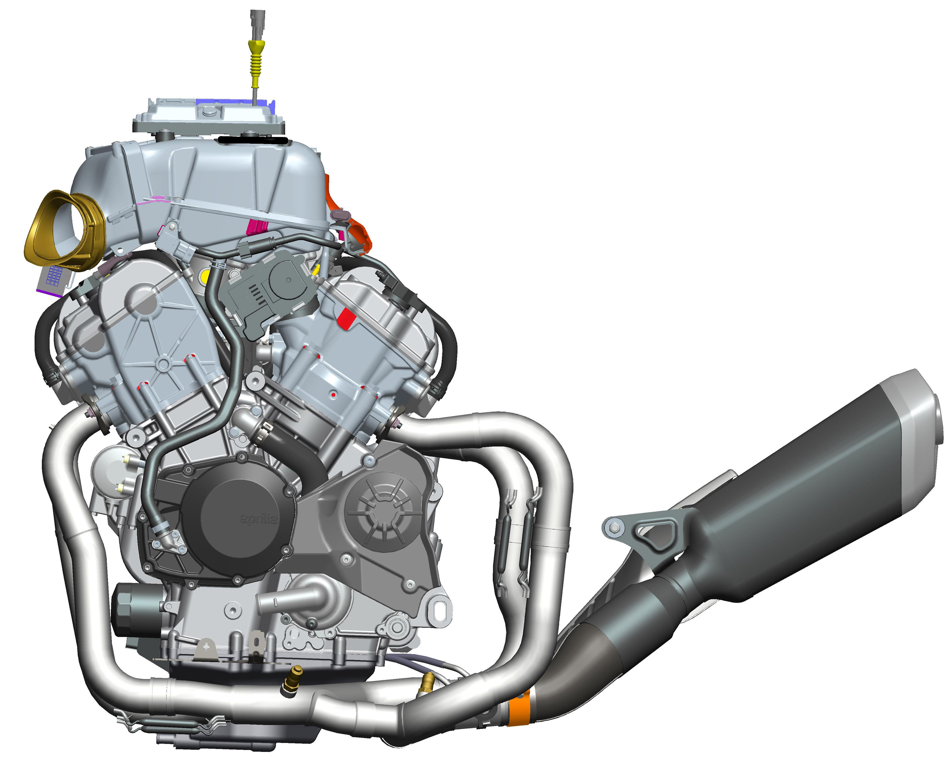 First ride: Aprilia RSV4 RF review